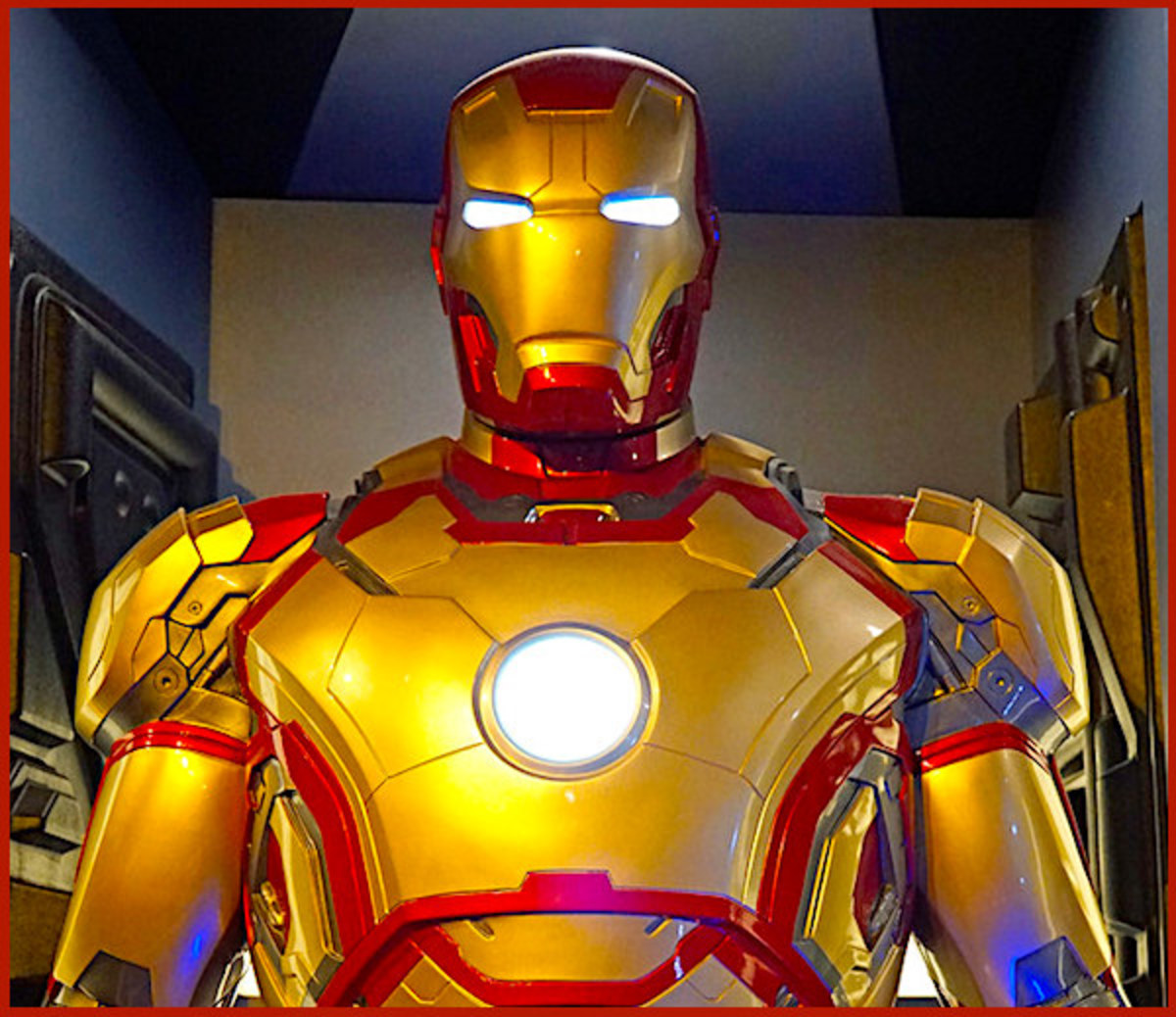 Photos signed by Robert Downey, Jr. in character as Ironman can be worth $200 to $300.