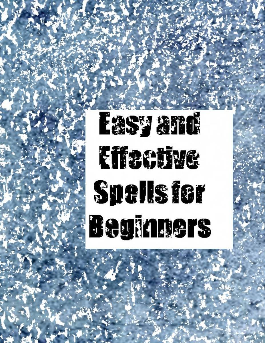 Easy and Effective Spells for Beginners