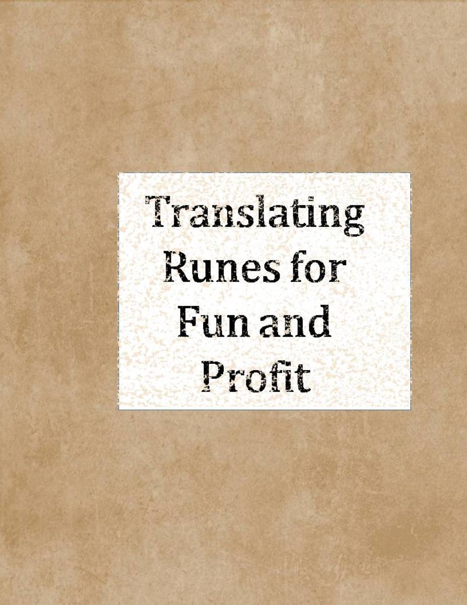 Translating Runes for Fun and Profit
