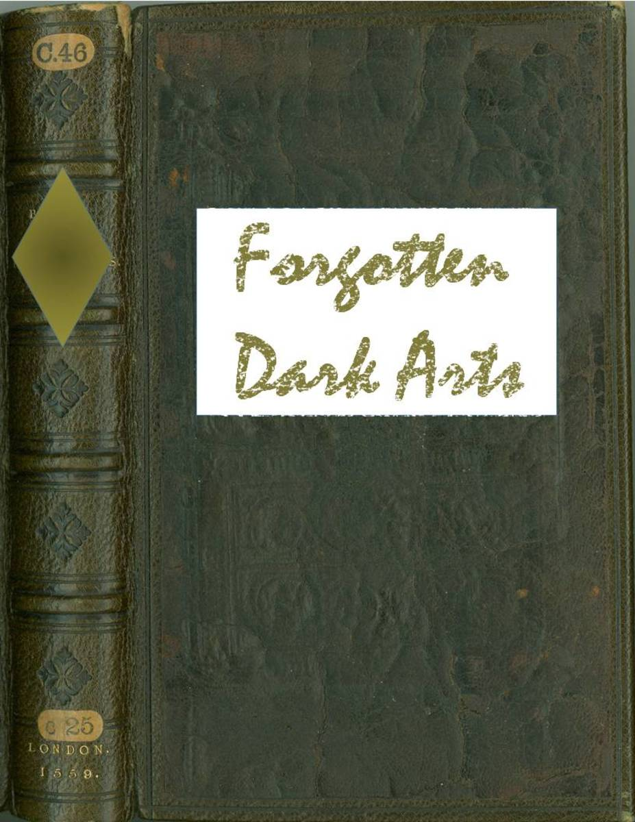 Forgotten Dark Arts