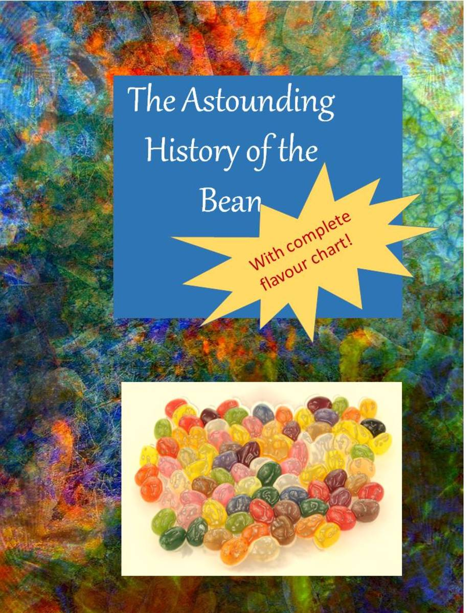 The Astounding History of the Bean