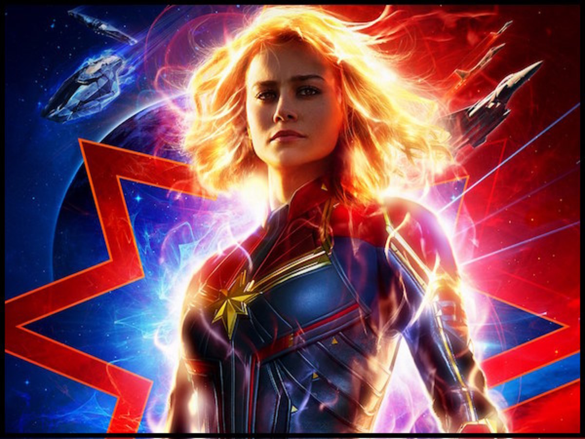 "Brie Larson's autographed photos in character as ""Captain Marvel"" typically sell for $75 to $100."