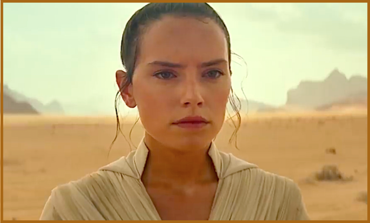 "Star Wars' Daisy Ridley's genuine hand-signed photos in character as ""Rey"" are selling for $200 to $300 each."