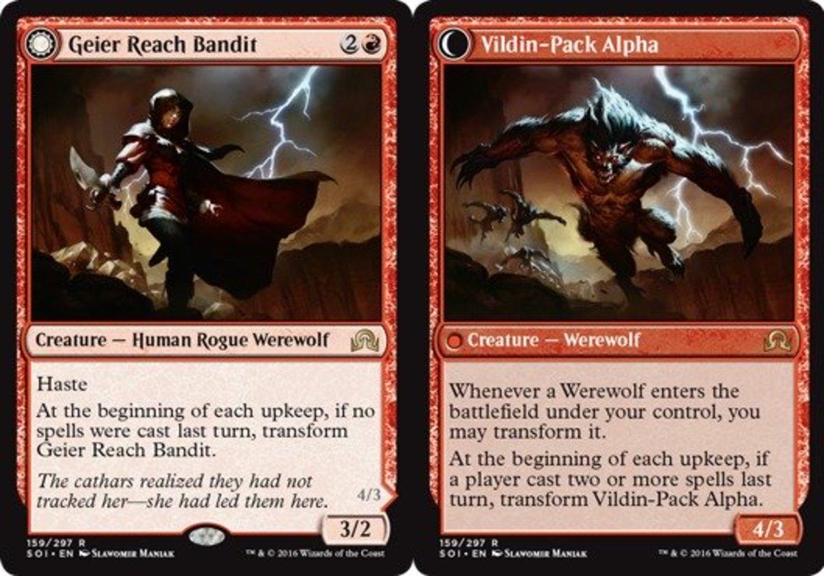 Geier Reach Bandit/Vildin-Pack Alpha