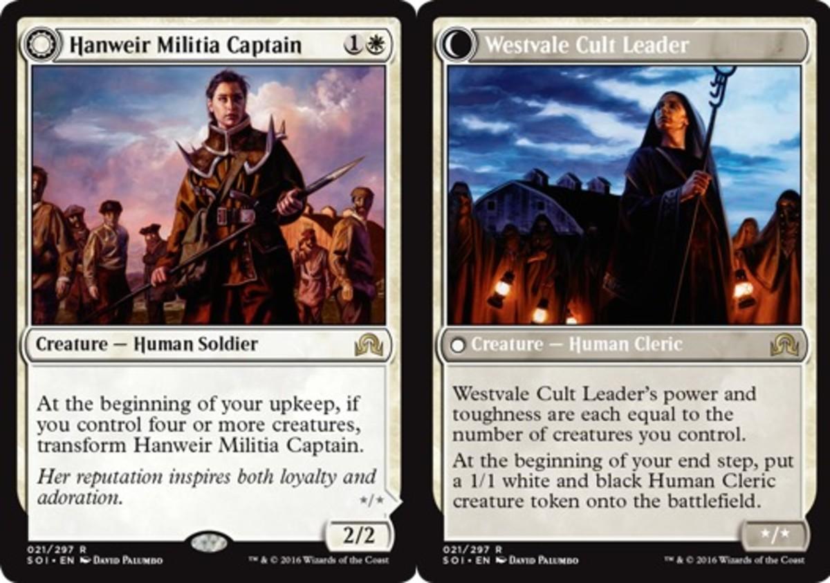 Hanweir Militia Captain/Westvale Cult Leader