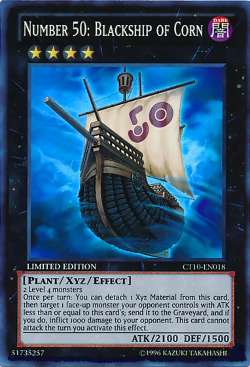 Number 50: Blackship of Corn