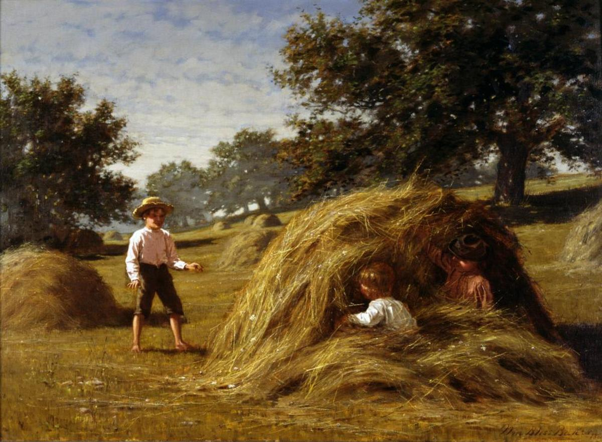 Hiding in Haystacks