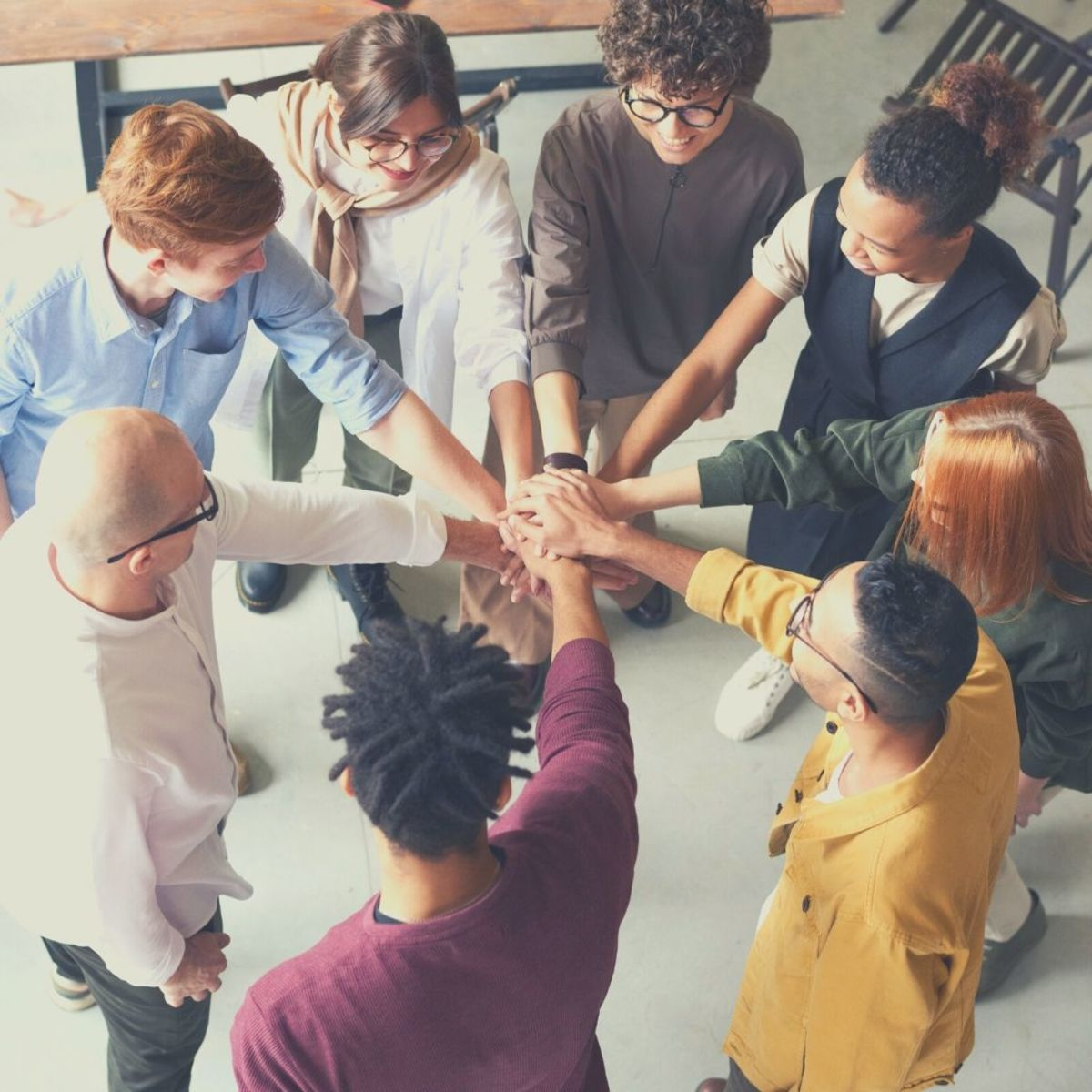 Teamwork makes the dream work—coming up with a great name for your team will bring you together and encourage a fun, competitive atmosphere!