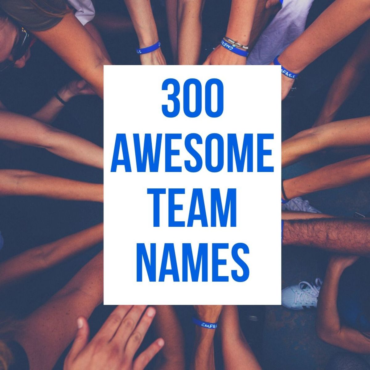 300 Best Team Names for Games