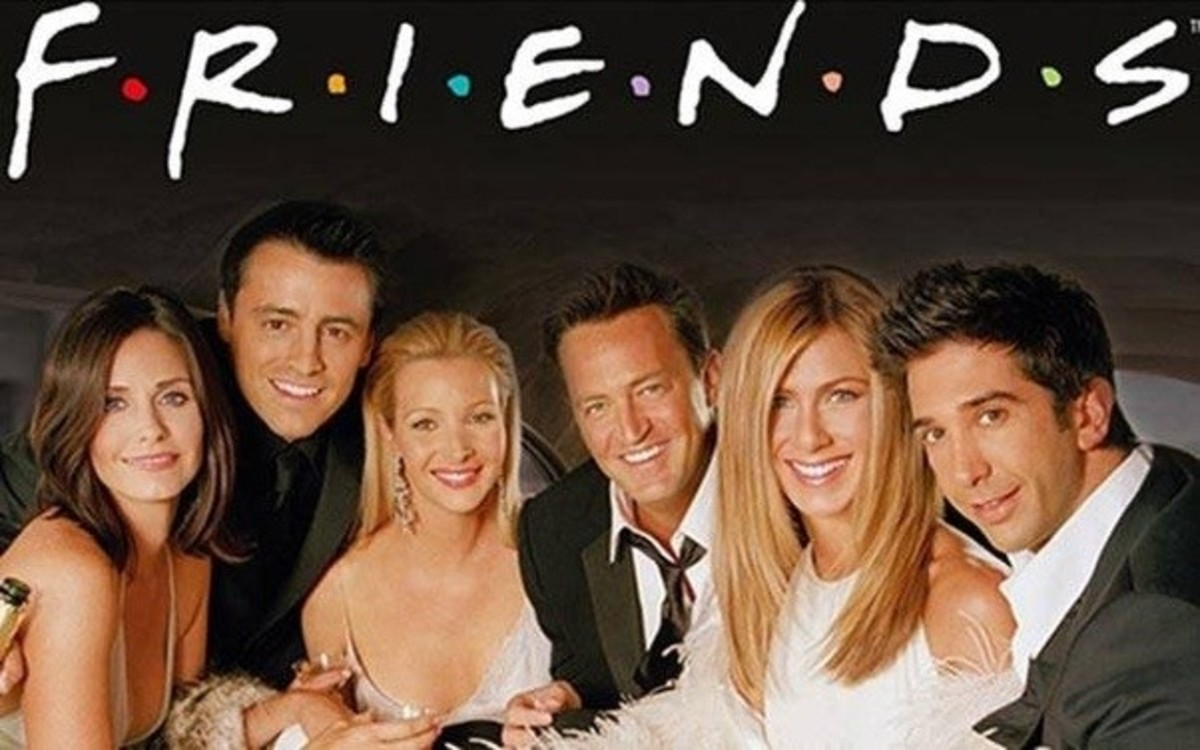 In 1997, Friends was a popular television sitcom.