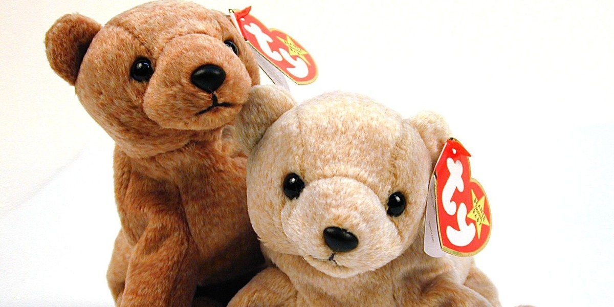 In 1997, Beanie Babies were the toy craze of the year.