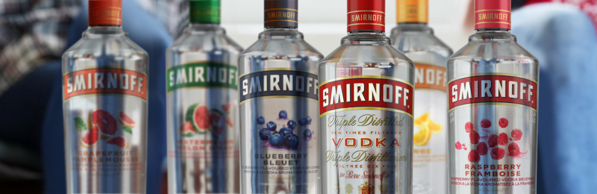 In 1997, flavored vodka became increasingly popular in the United States.