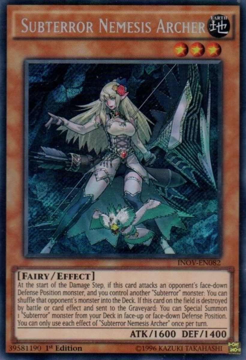 Top 10 Cards You Need for Your Subterror Yu-Gi-Oh Deck