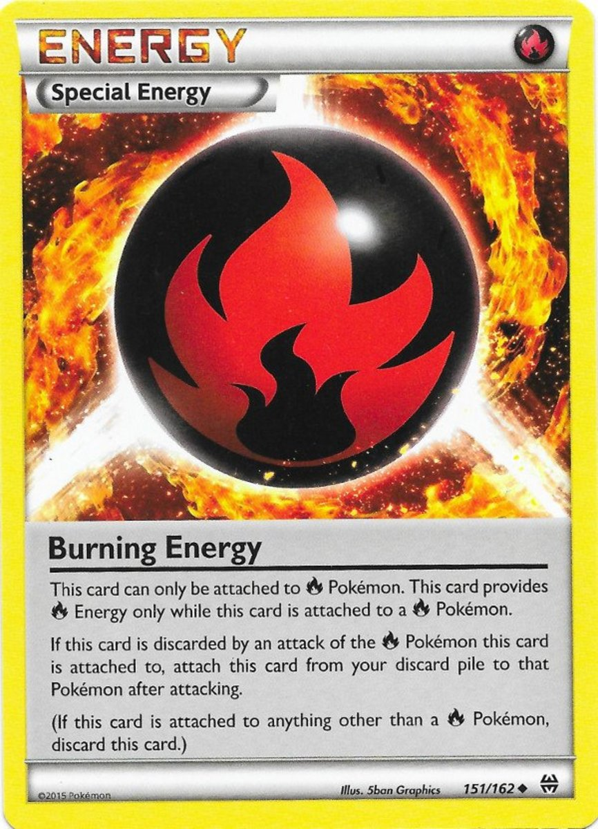 Top 10  Pokemon Energy Cards