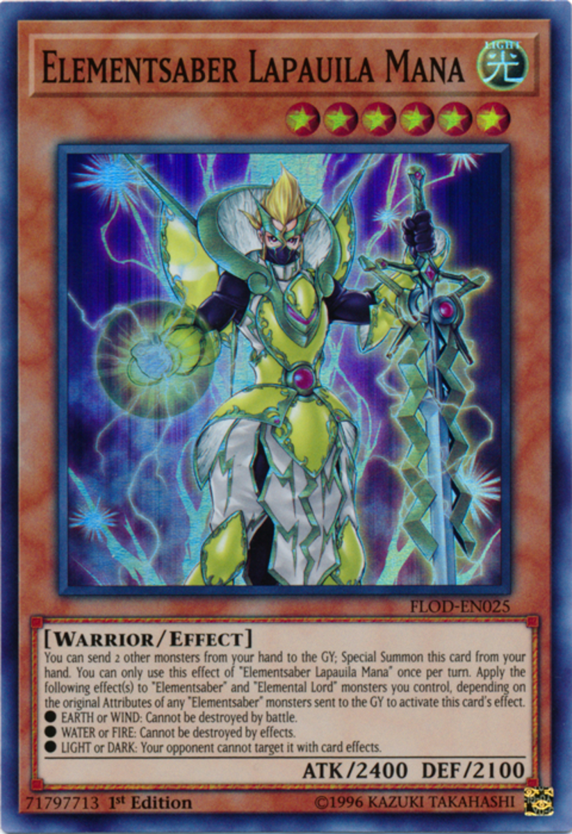 How to Build an Elementsaber Yu-Gi-Oh Deck