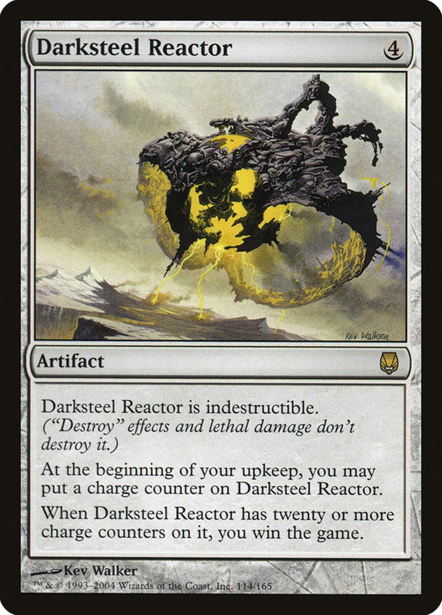 Darksteel Reactor