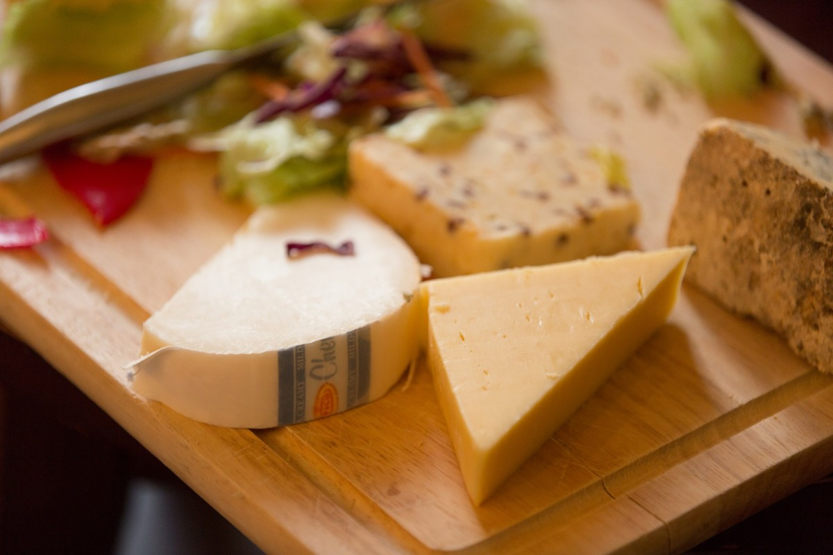 Cheese is the official dairy product of Wisconsin.