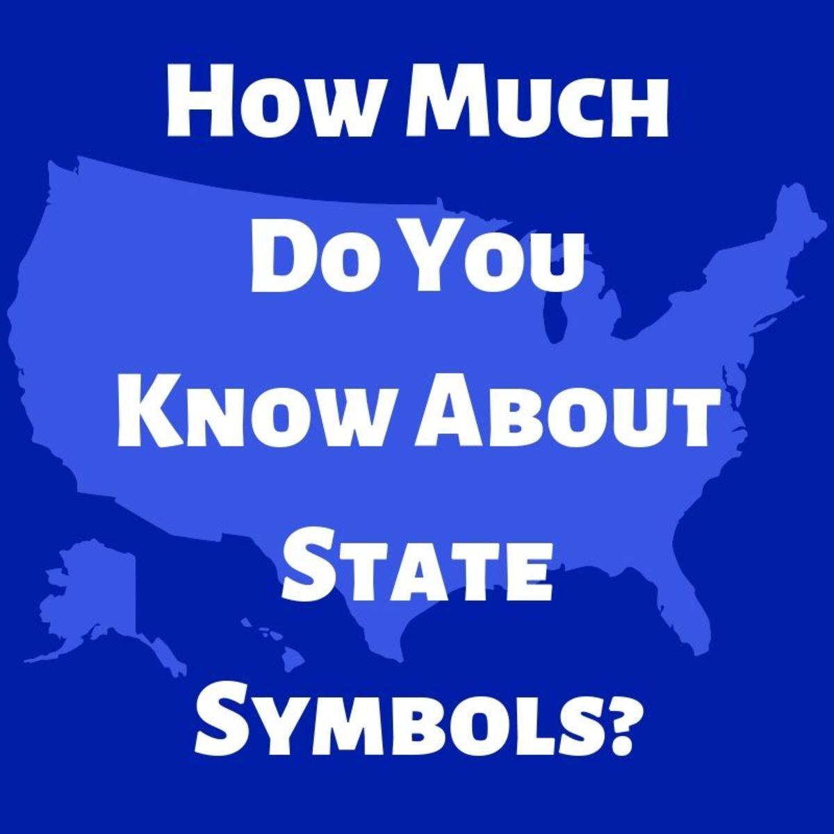 How Much Do You Know About Official State Symbols? (Quiz)