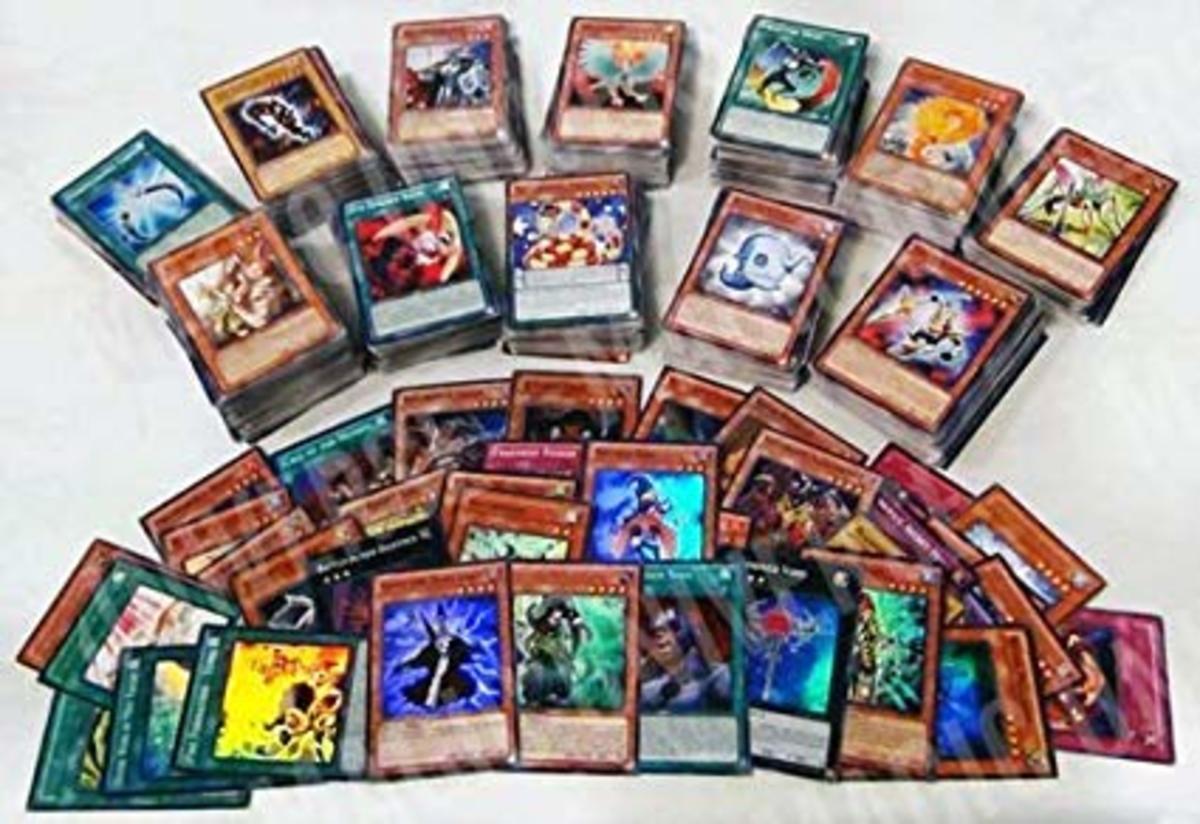 200 card lot