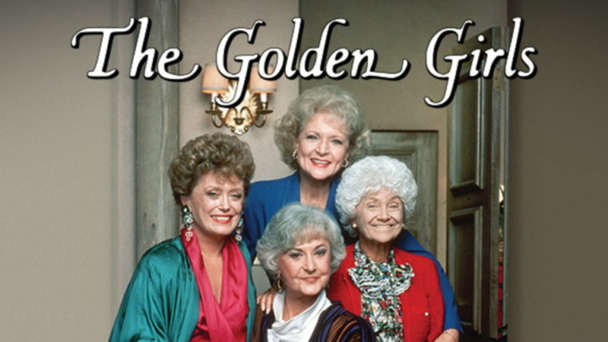 In 1990, The Golden Girls (NBC) was a popular television show.