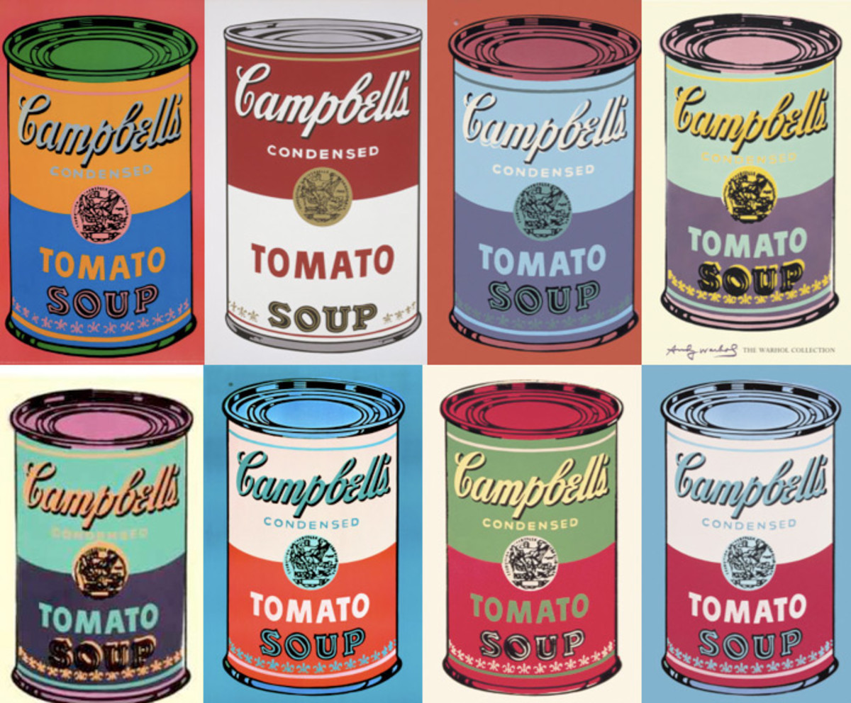 In 1990, Campbell's produced its 20 billionth can of tomato soup.