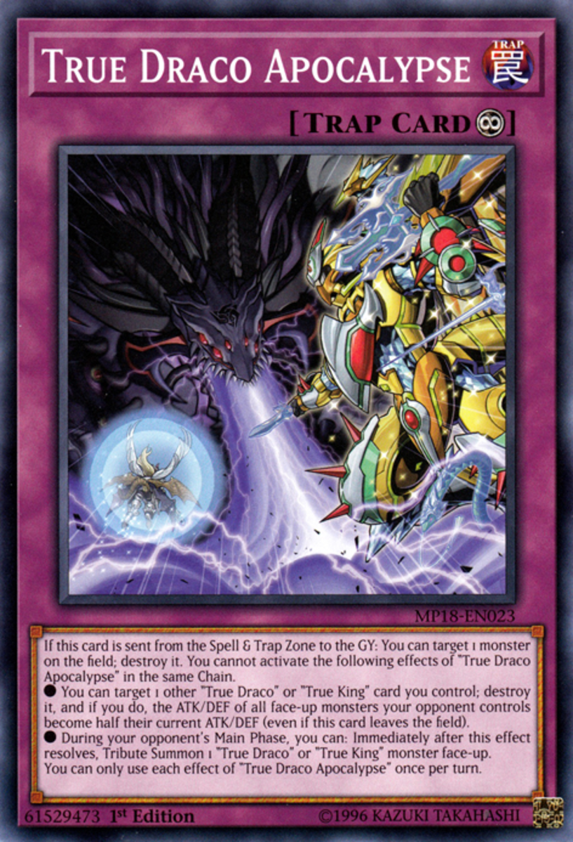 Top 10 Cards You Need For Your True King Yu