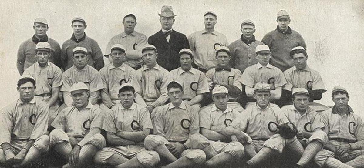 In 1906, the Chicago White Sox won the World Series.