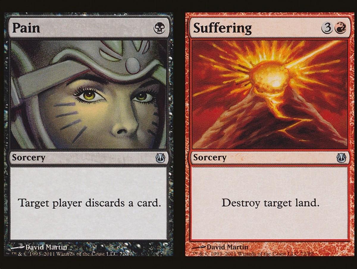 Pain/Suffering