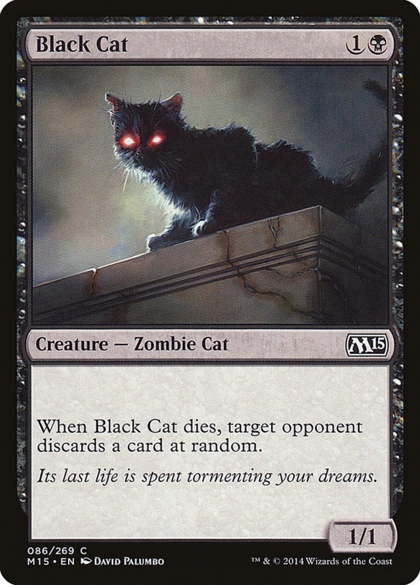 Top 30 Cats in Magic: The Gathering