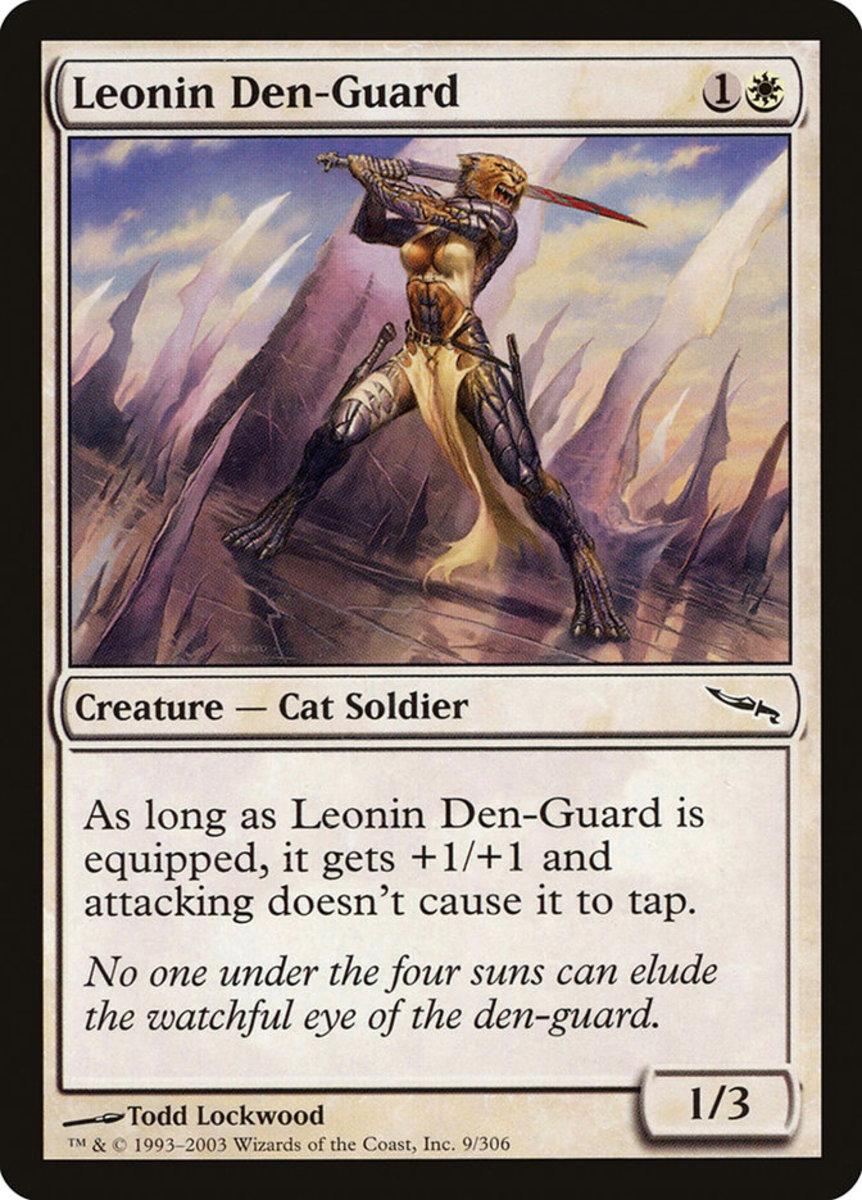 Leonin Den-Guard