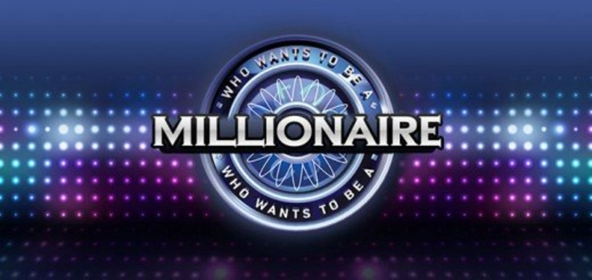 """In 1999, """"Who Wants to Be a Millionaire"""" was a popular TV quiz show."""