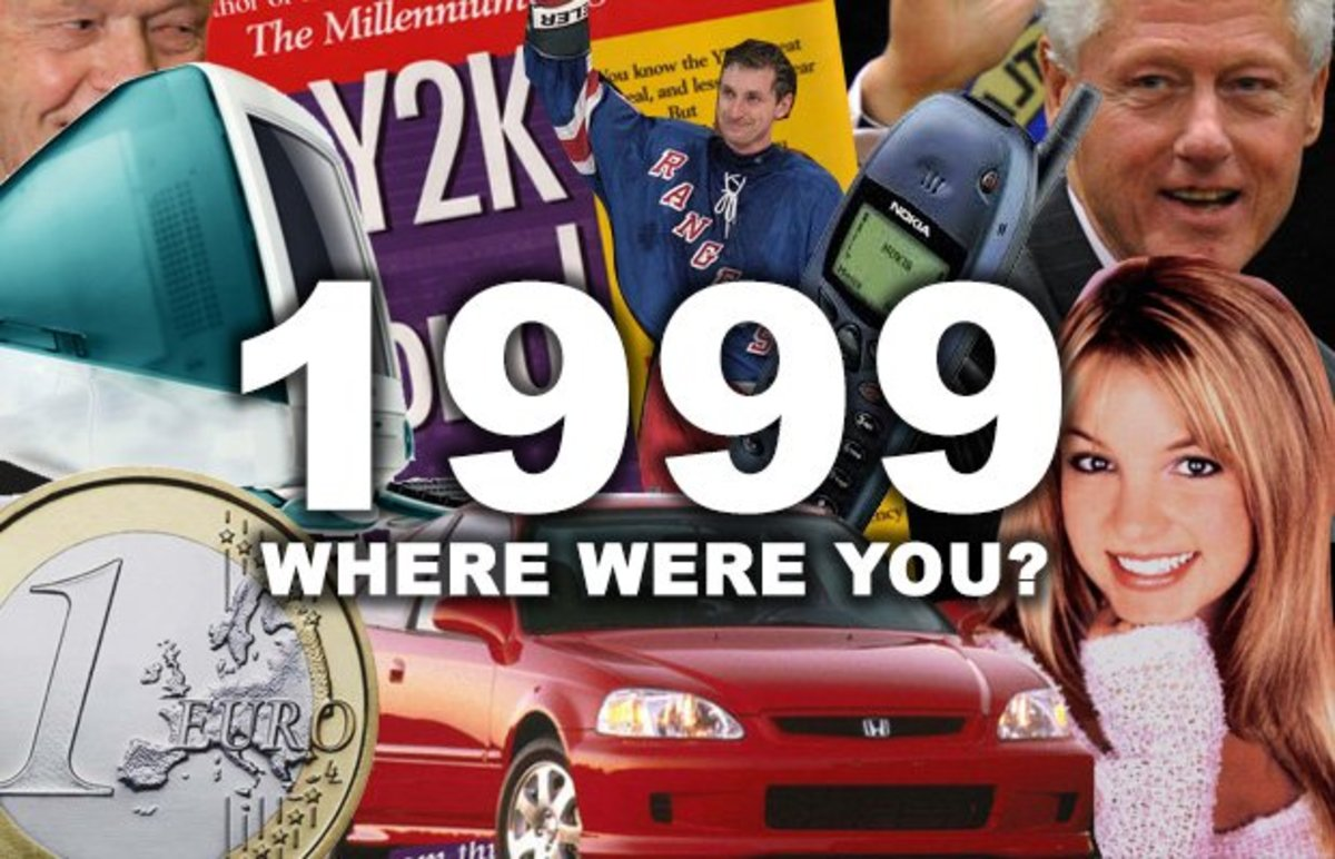Year 1999 Fun Facts and Trivia