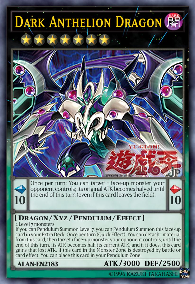 Dark Anthelion Dragon