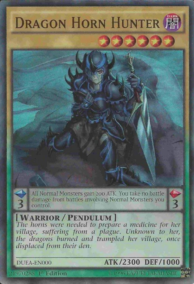 Top 10 Cards You Need for Your Normal Monster Yu-Gi-Oh Deck