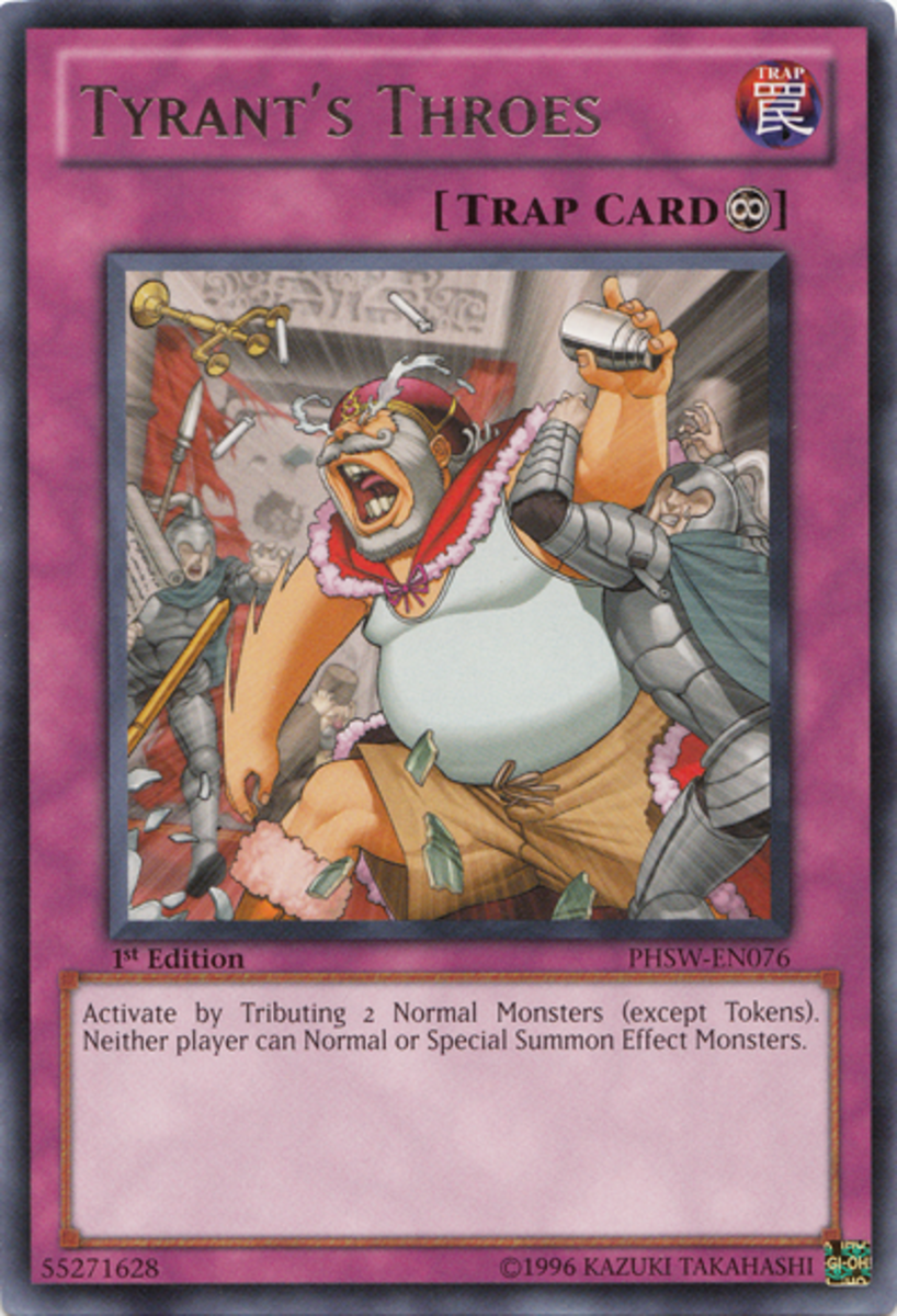Tyrant's Throes