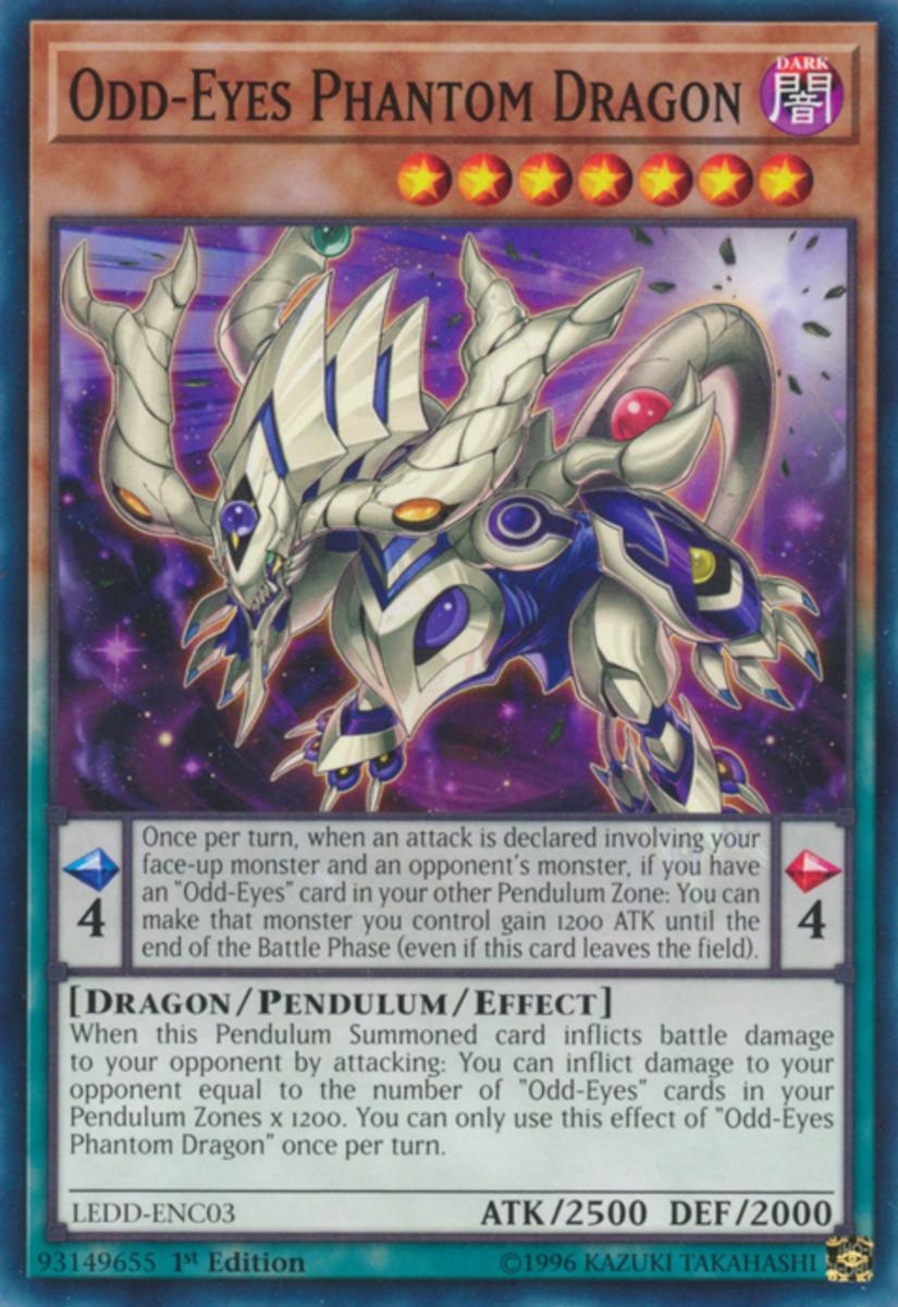 Odd-Eyes Phantom Dragon