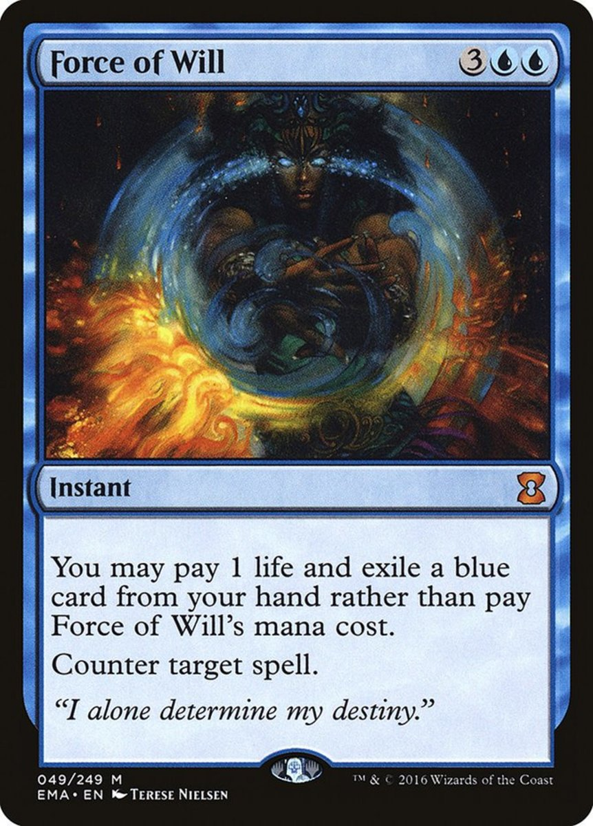 The Top Counter Spells in Competitive EDH