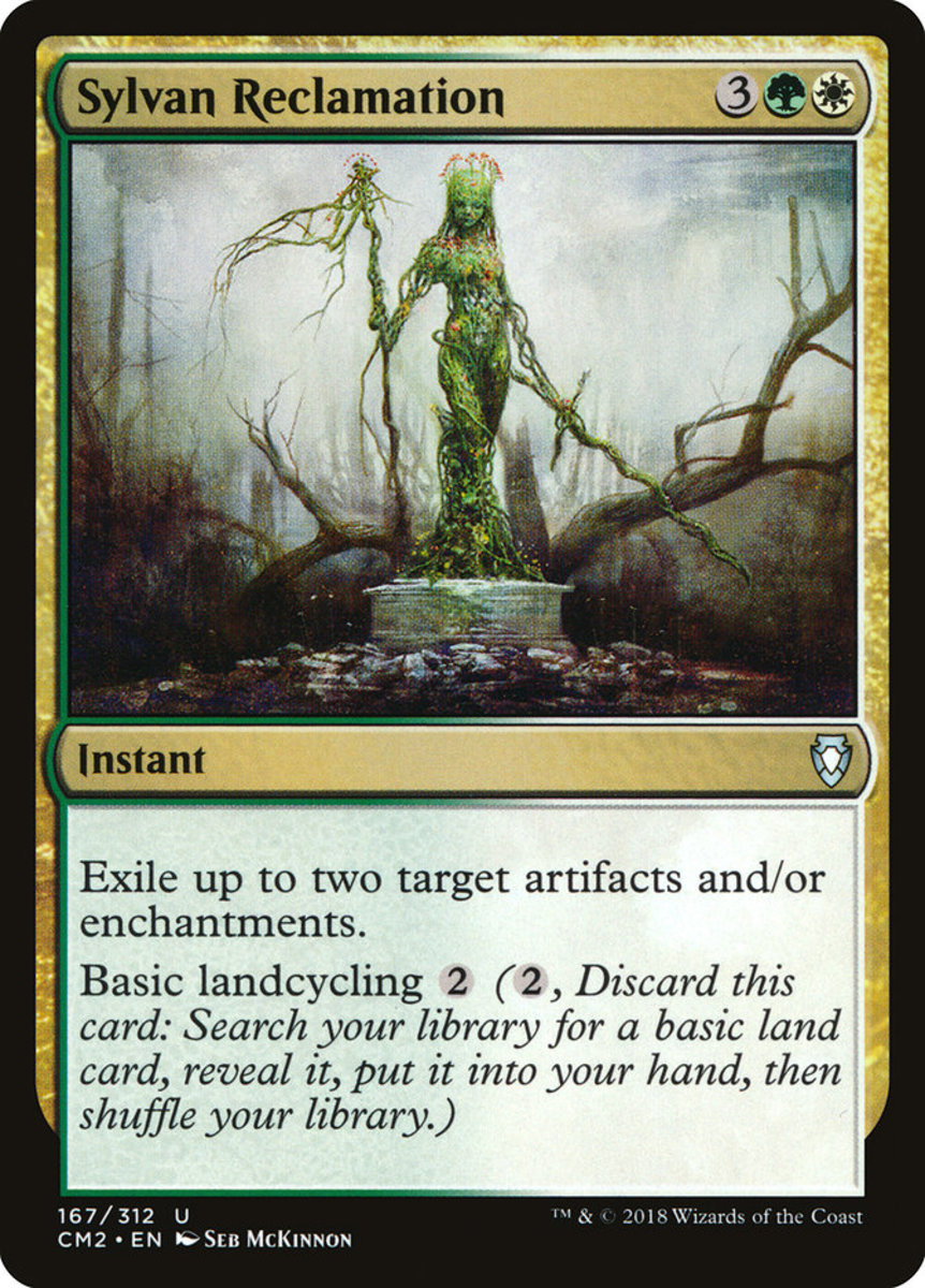 Top 10 Sylvan Cards in Magic: The Gathering
