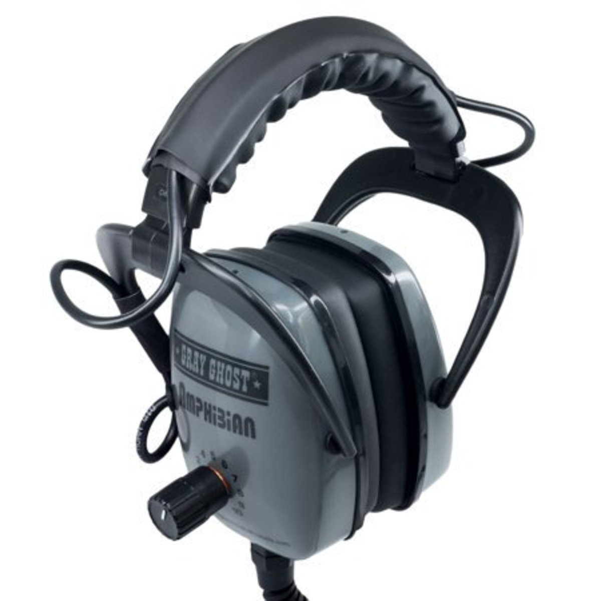 My Review of the Gray Ghost Amphibian Headphones for Metal Detecting