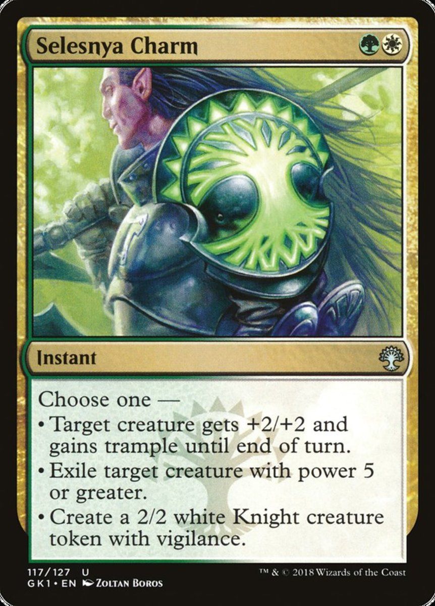 Top 10 Instant Charms in Magic: The Gathering