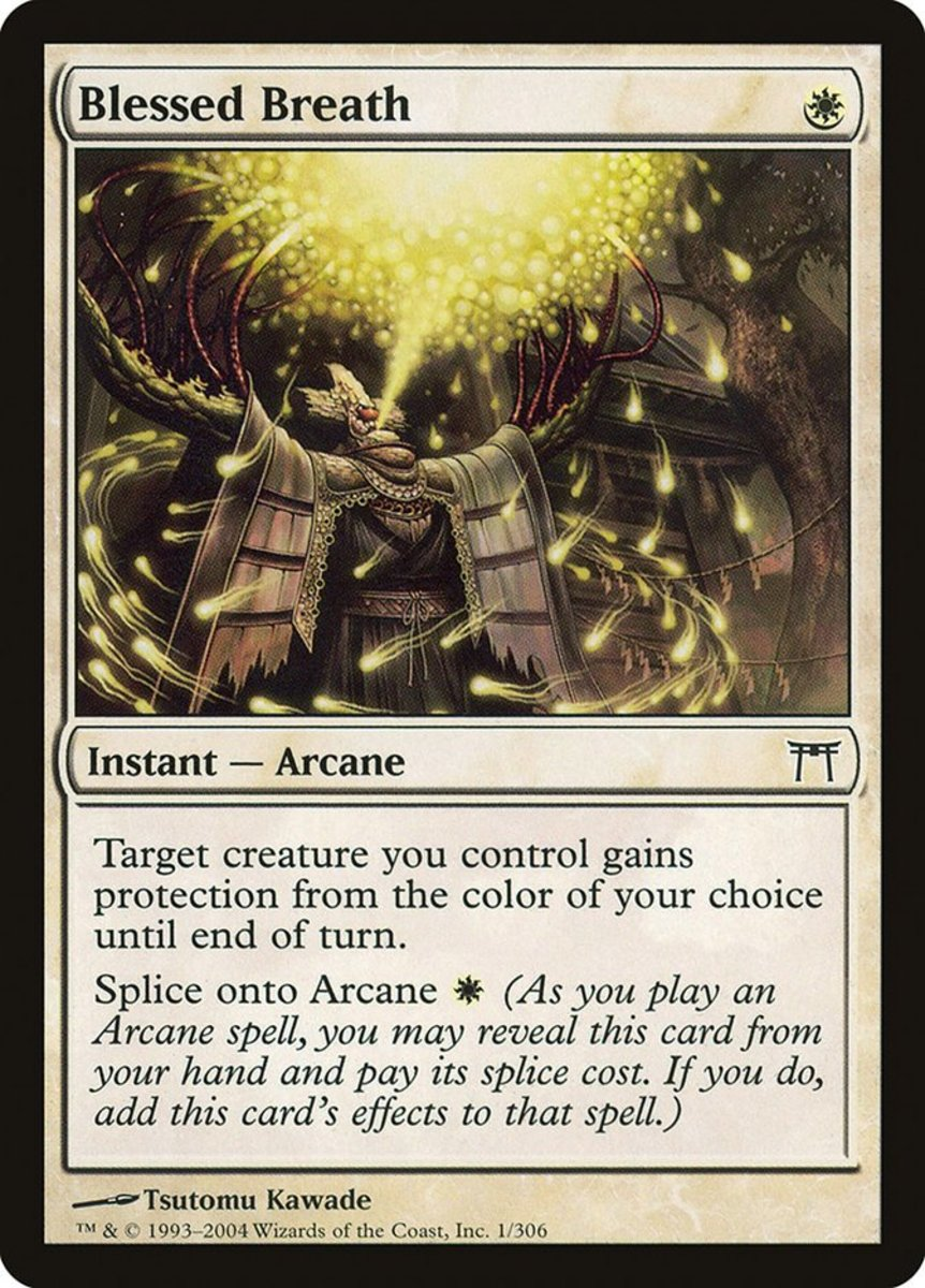 """Top 10 """"Splice Onto Arcane"""" Cards in Magic: The Gathering"""
