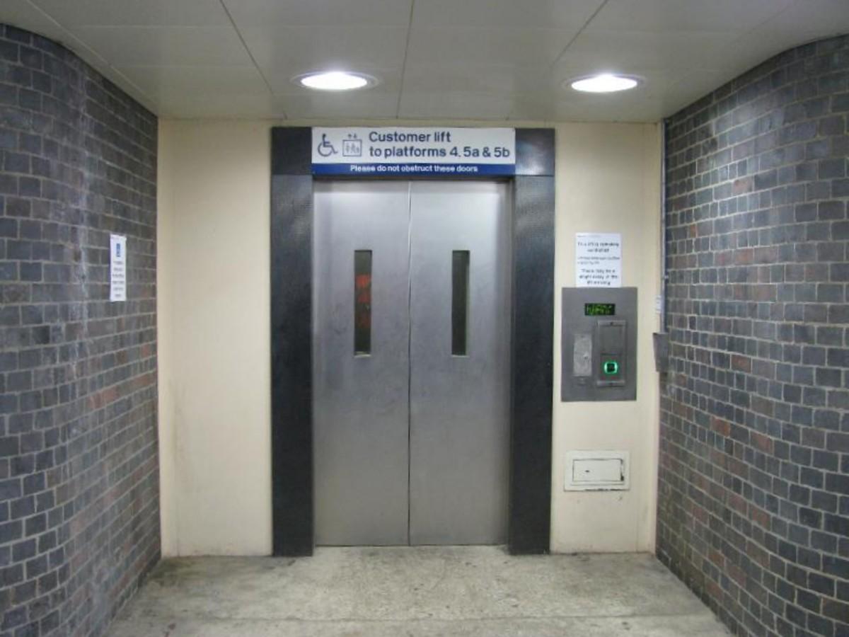 Elevator template
