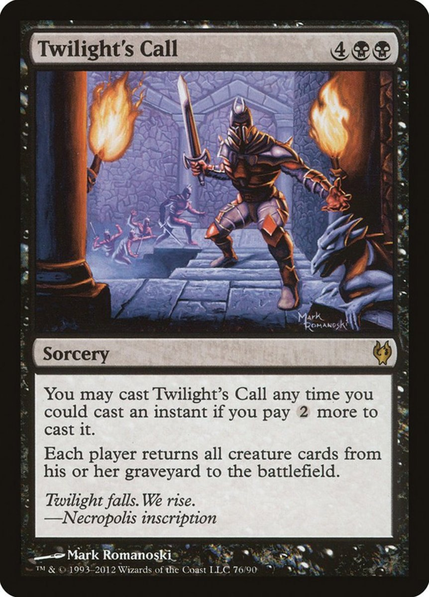 Top 10 Graveyard Revivals in Magic: The Gathering