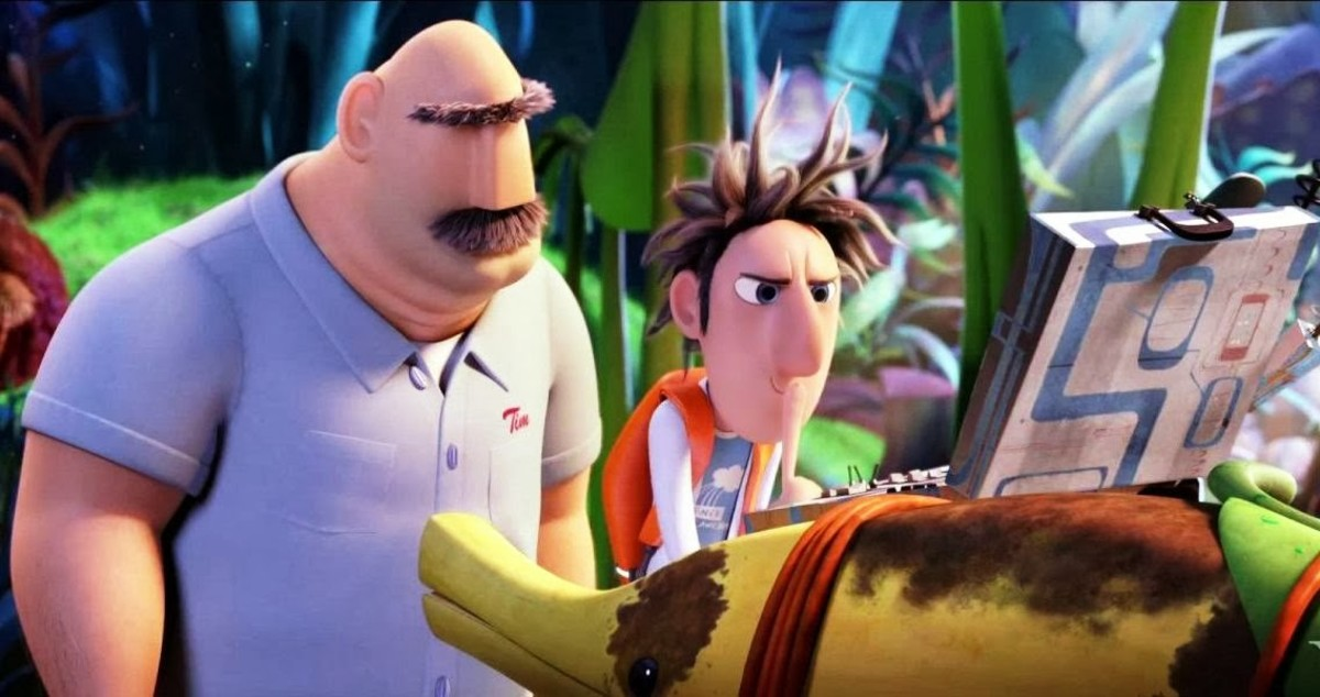 "In 2009, the computer-animated science fiction comedy ""Cloudy with a Chance for Meatballs"" opened in U.S. theaters."