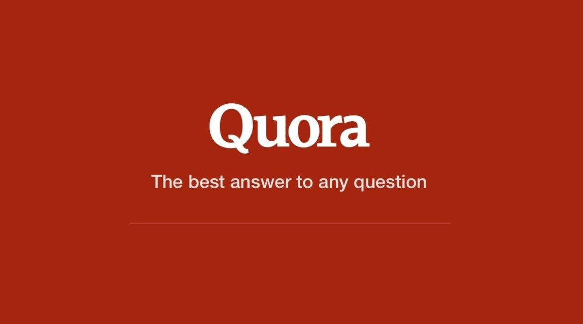 In 2009, the question-and-answer website Quora was founded.