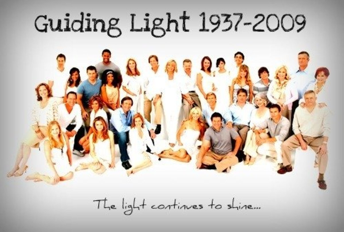 "On September 18, 2009, the final episode of the 72-year-old soap opera ""Guiding Light"" was broadcast."