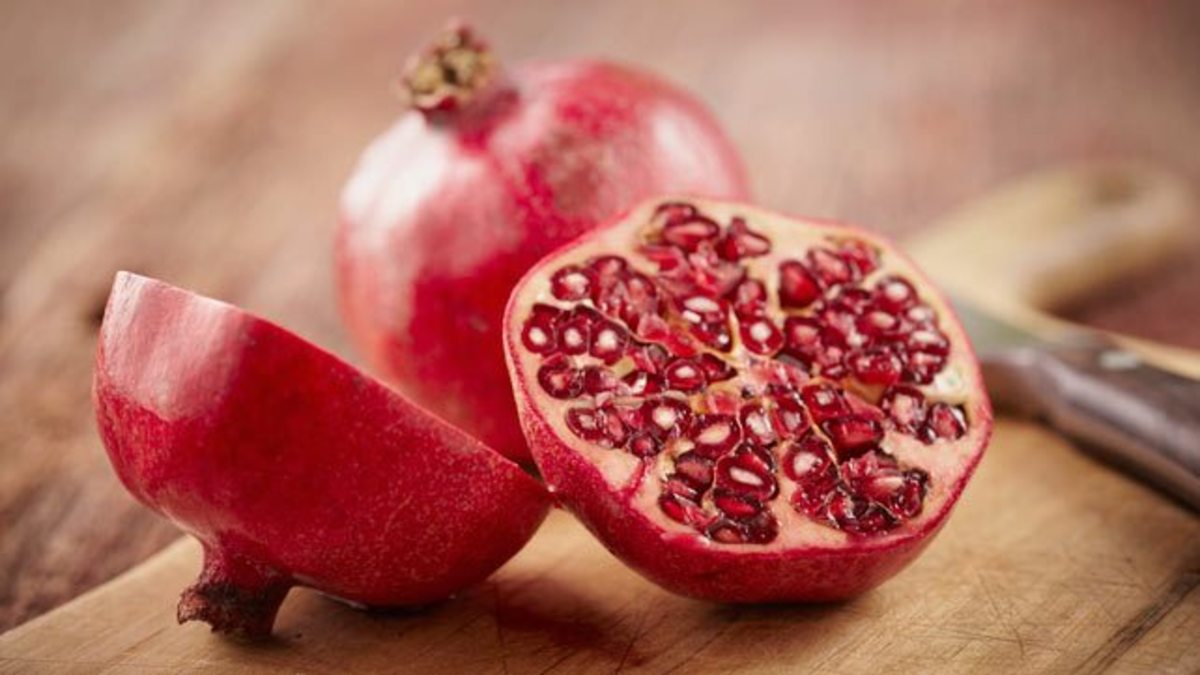In 2009, superfruits such as pomegranates were all the rage.