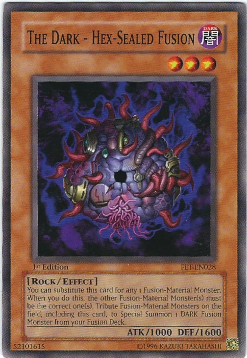 The Dark - Hex-Sealed Fusion