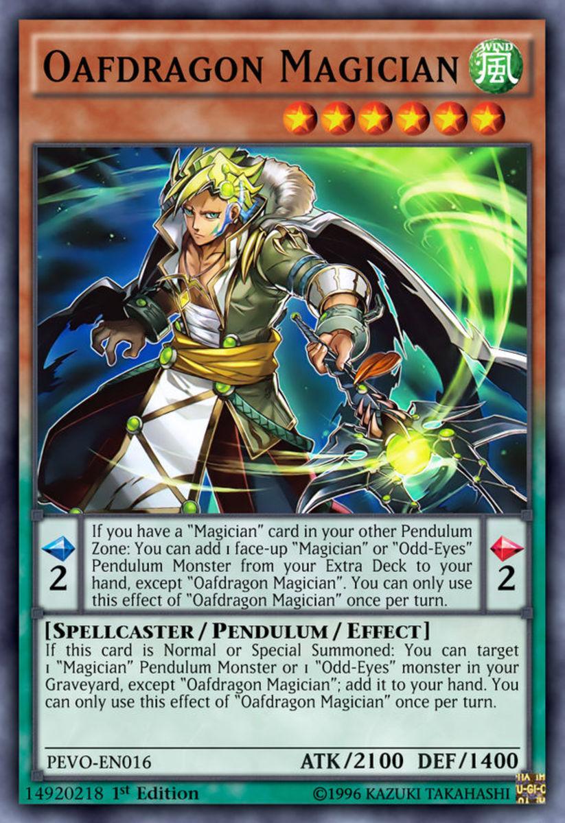 Oafdragon Magician