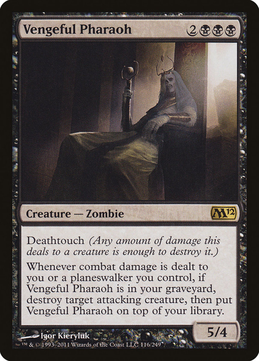 Vengeful Pharaoh mtg
